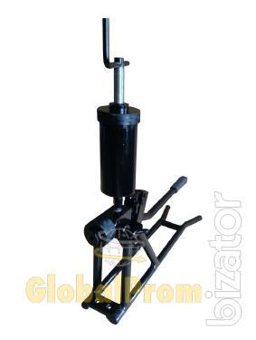Pump, hydraulic, raspressovki, NGR