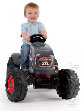 Pedal tractor with trailer Smoby Giant 710200