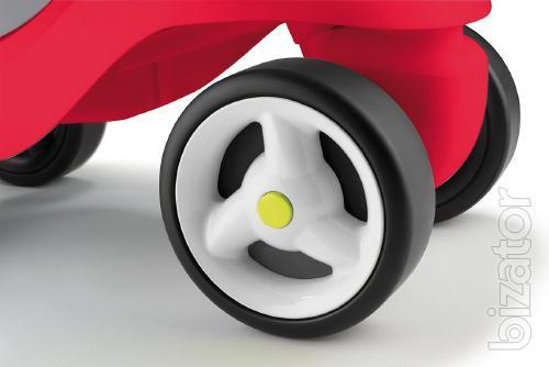 A wheelchair-transformer Smoby Bubble Go 720103