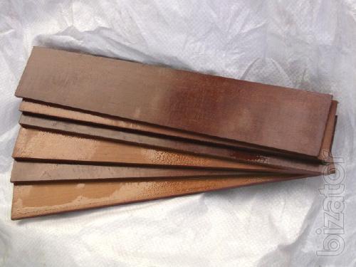 The blades of the textolite plate vane for vacuum pump ATC-10, DVN-1, NUDU.