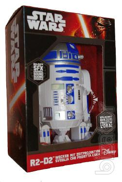 alarm clock R2D2 Star wars buy