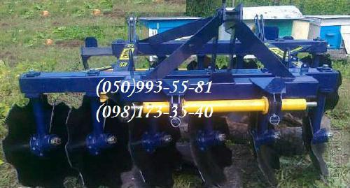 Disk harrow AGD-2,1, support.