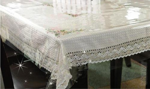 Oilcloth transparent