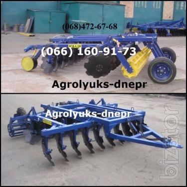 Harrow AGD 3.5 N 4.5 n AGD Trailed disc harrow