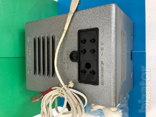 A transformer with a recharging device for business premises FSS-PU-0,315 U2