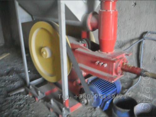 Betterbest press mechanical shock 4-5 tons/day