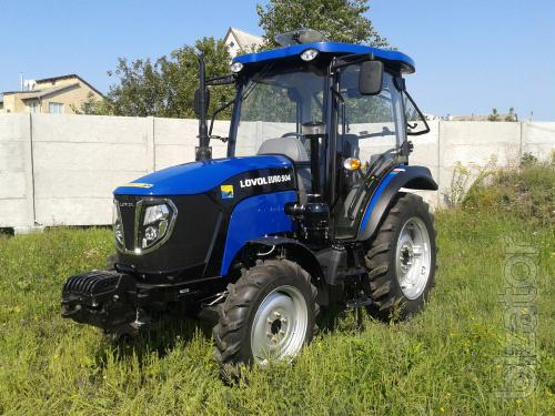 Lovol tractor/Foton Euro TB-504 (Photon-504) with cabin and reverse
