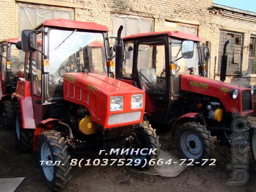 Sell new small-sized tractors Belarus-320.4 M (MTZ-320.4 M)