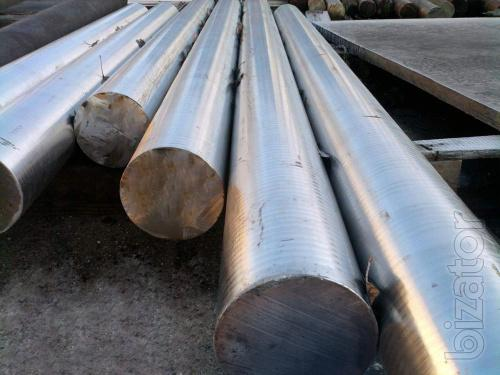 Stainless steel round bar AISI 304 (08X18H10), AISI321 (08KH18N10T) 20X13 AISI316L AISI316Ti 20KH23N18