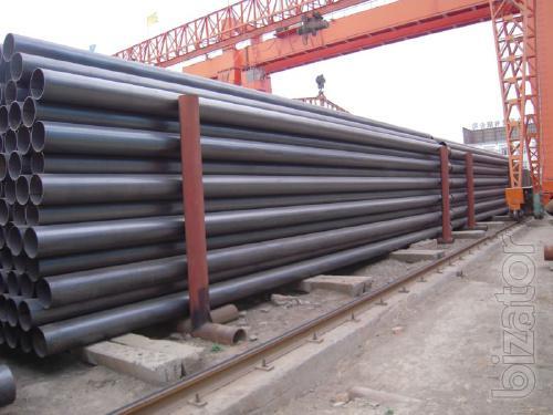 Бесшовные трубы, круглые диаметр 5-630 мм, толщина 0,5-75мм, квадратные/прямоугольные 40х40-400х400мм.