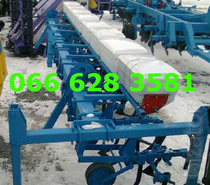 Cultivator (krn-4,2., KRN-5,6, fertilizers system, section Cultivator krnv-5.6