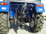 Mini tractor Lovol/Foton TE-244 (Photon-244) with cabin, reverse and wide tires