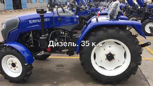 Mini tractor Foton / Europard TE-354 (Foton-354)