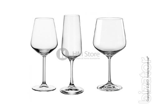 A special set of glasses Ovid from Villeroy & Boch