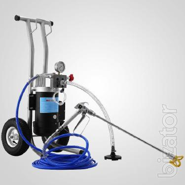 Paint and paint machine - airless paint sprayer