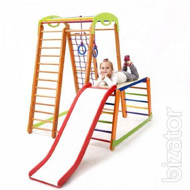 Children's sports area Baby 2 Plus 1-1
