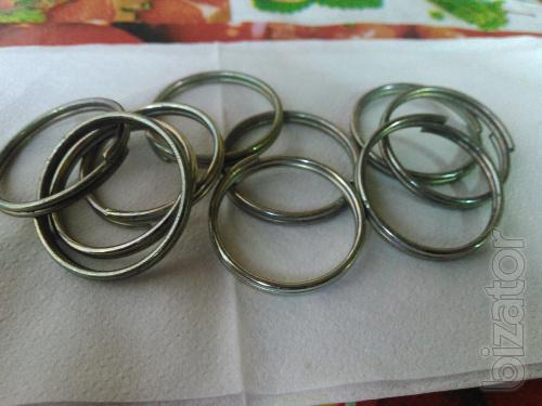Ring for charms, bizhuterii etc.