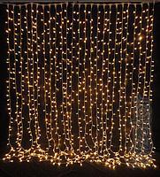 LED festoon curtain 2 meter 144 bulbs