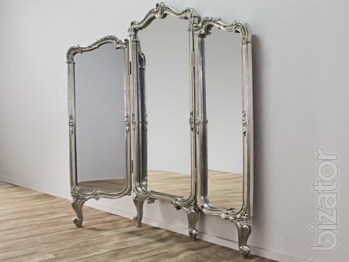 Odes Unusual design mirror for art lovers. Decorative mirrors are an indispensable attribute of any interior. To buy.