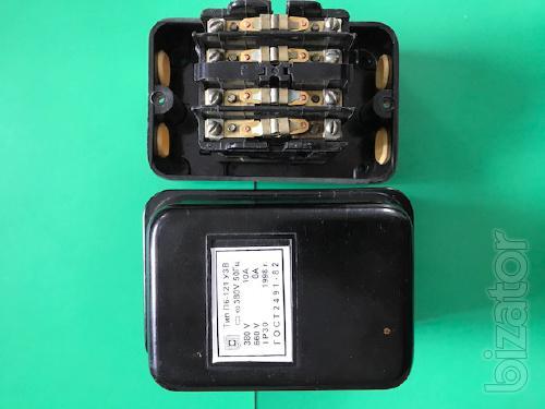 Starter magnetic P6-121 у3б