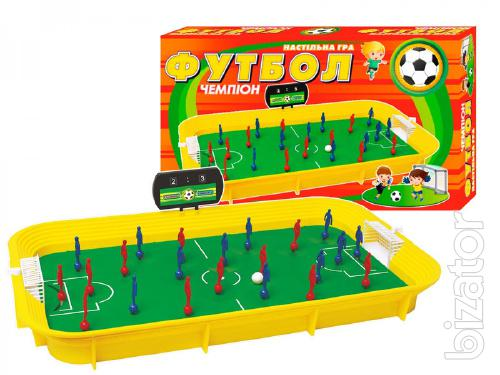 "Board game ""Football champion."", SKU 0335"