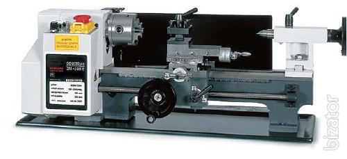 Mini lathe machine SM-300E