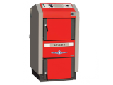 Pyrolysis boilers for wood Atmos DC 15E