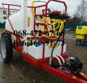 Sprayer trailed on 2000l, 2500l Poland Polmark