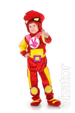 Rental costumes -transformer Bumbelbee, Optimus Prime, Darth Vader, Fixies Papus, Fire - Troyeshchyna