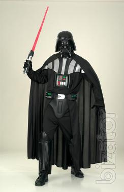 The Darth Vader costume in Kyiv