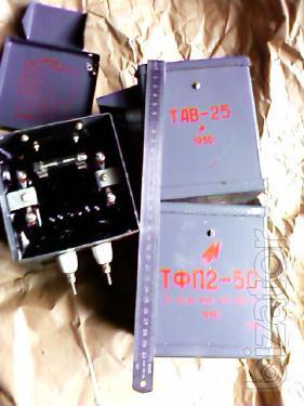 Transformer subscriber TAV-25 ТФП1-50