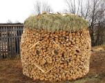Kindling wood for boilers and furnaces