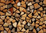 Firewood chopped in Odessa for boilers, stoves and fireplaces