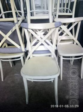 The Vienna chair is used for wood dining chairs