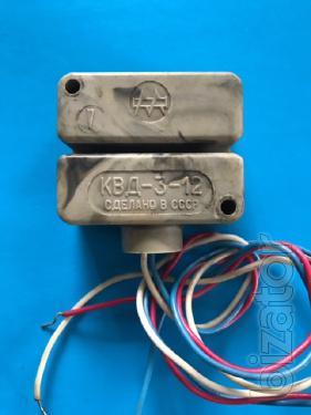 KVD-3-12, KVD-3-24 - limit switch remote