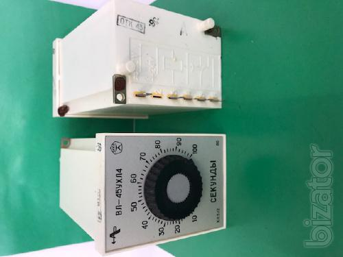 Time relay VL-45 (any)