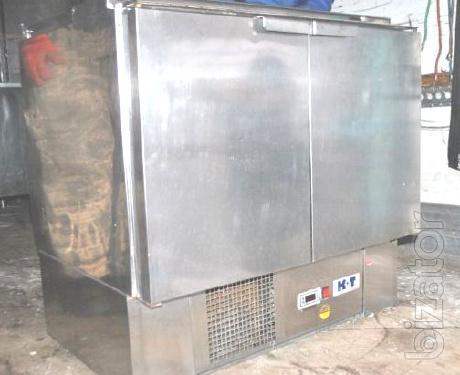 Table refrigeration b/u 2 door saladette K+T Tars 22/E