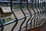 Metal fence, the Fence to give from the weld rod to buy in Kiev