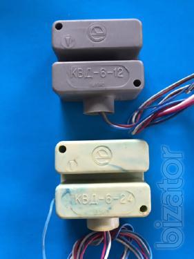 KVD-6-12, KVD-6-24 - limit switch remote