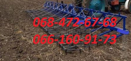 Szb - 8 meter.The coupling teeth of the harrows, heavy harrows, average.