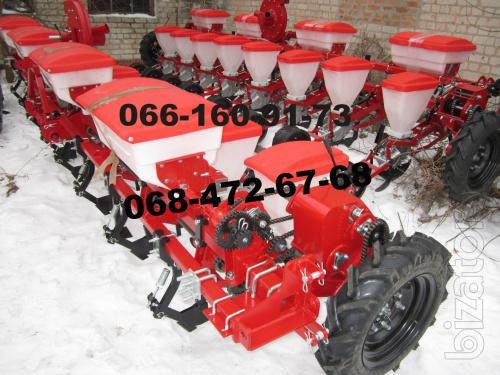 Combi seeder UPS - 8 in powder coating.New!