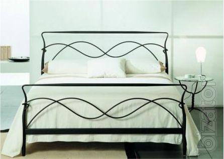 Bed wrought Nova