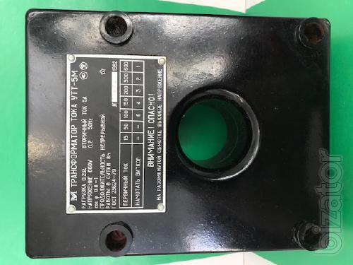 Current transformer measuring laboratory UTT-5M