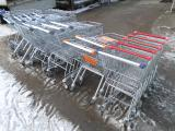 Shopping trolley 50 l. BU., truck different litrai BU.