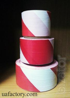 Signal crime-scene tape