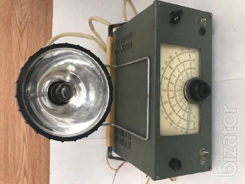 Stroboscopic tachometer 2ТСт32-456
