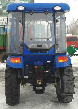 Mini tractor Dongfeng-244C (Dongfeng-244C) with updated cabin