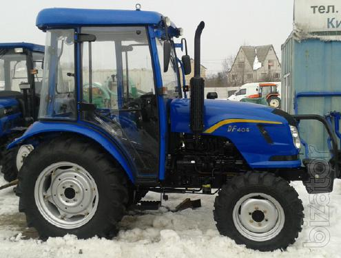 Tractor Dongfeng-404С (Dongfeng-404C) with updated cabin