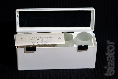 The plane-parallel glass plates PM-15, PM-40, P-60, MP-65, MP-90, P-100, P-120