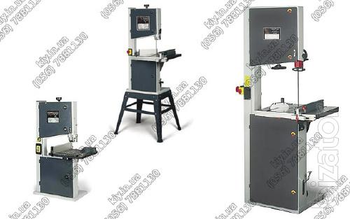 Machines band saw for wood
